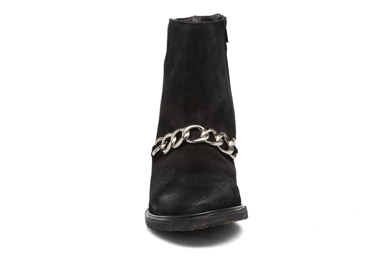 Stiefeletten & Boots Billi Bi Pernille schwarz schuhe getragen