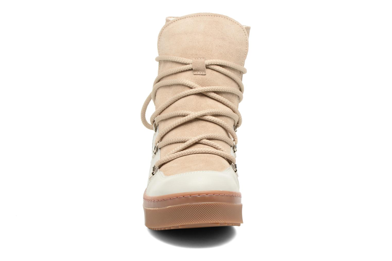 Bottines et boots Billi Bi Grethe Beige vue portées chaussures