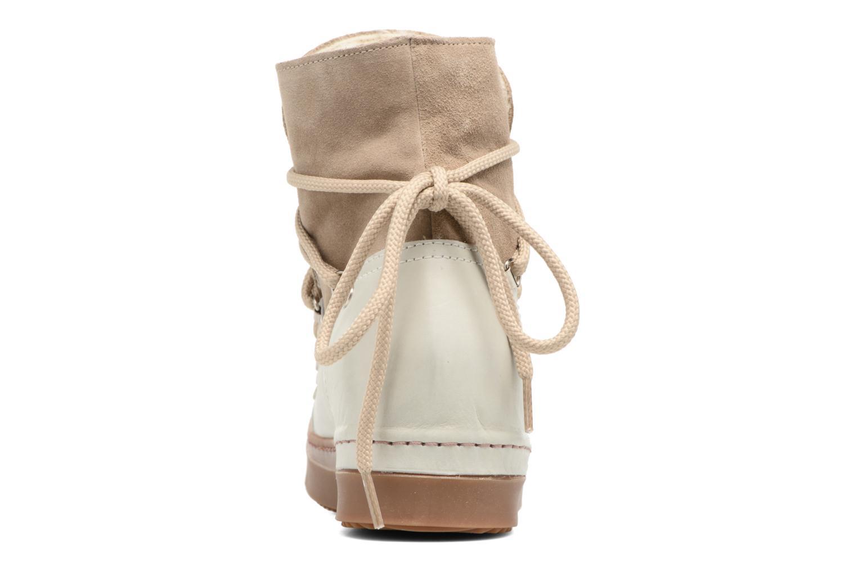 Bottines et boots Billi Bi Grethe Beige vue droite