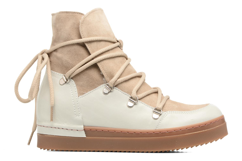 Bottines et boots Billi Bi Grethe Beige vue derrière