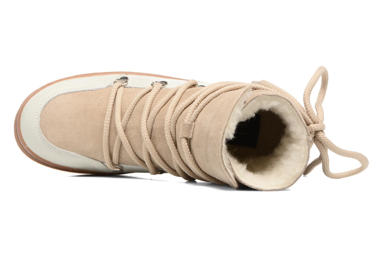Bottines et boots Billi Bi Grethe Beige vue gauche