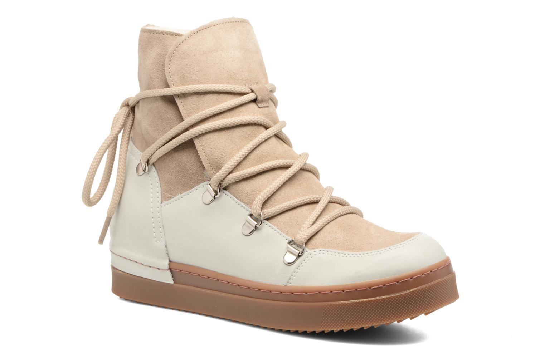 Bottines et boots Billi Bi Grethe Beige vue détail/paire