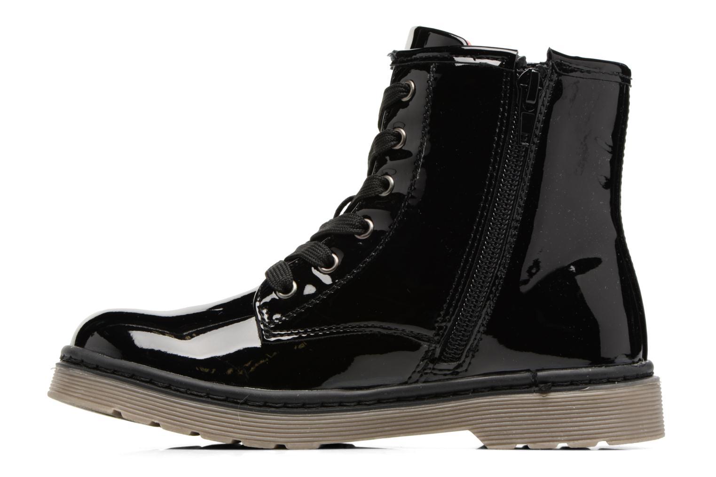 Ankelstøvler I Love Shoes FRANCETTE Sort se forfra