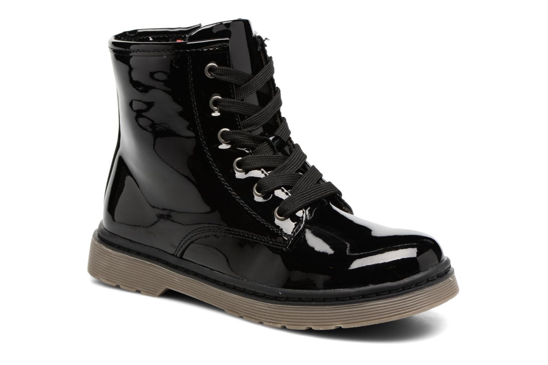 Ankelstøvler I Love Shoes FRANCETTE Sort detaljeret billede af skoene