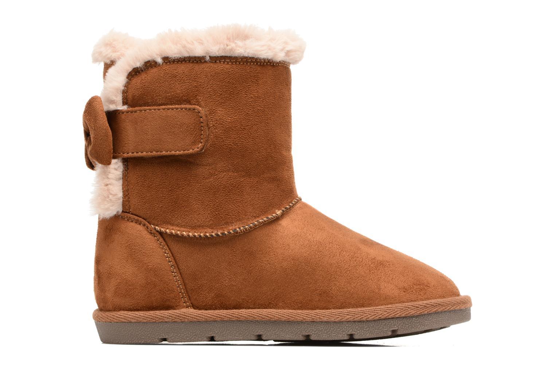 Stiefel I Love Shoes FRANN braun ansicht von hinten
