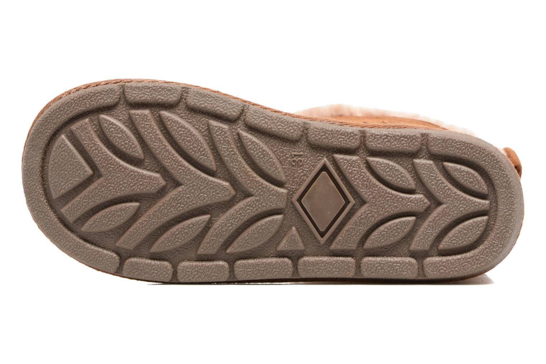 Stiefel I Love Shoes FRANN braun ansicht von oben
