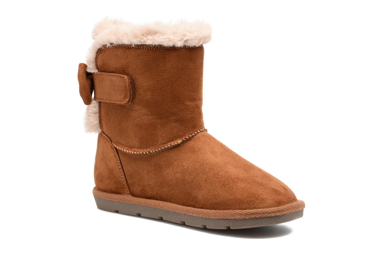Stiefel I Love Shoes FRANN braun detaillierte ansicht/modell
