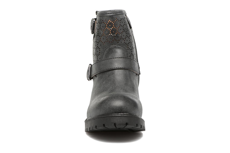 Bottines et boots MTNG Suevo 52469 Noir vue portées chaussures