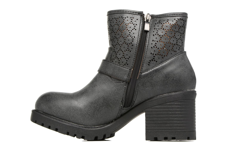 Bottines et boots MTNG Suevo 52469 Noir vue face