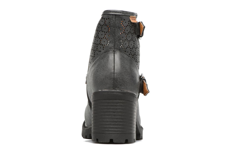 Bottines et boots MTNG Suevo 52469 Noir vue droite