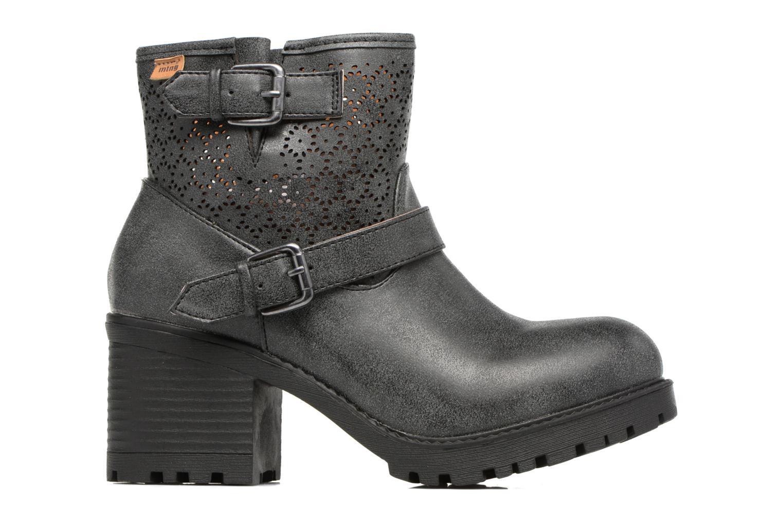 Bottines et boots MTNG Suevo 52469 Noir vue derrière