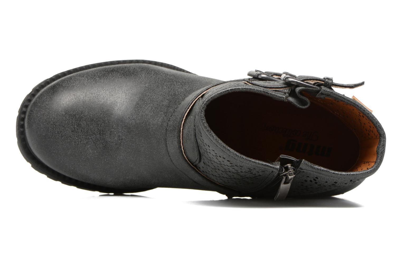 Bottines et boots MTNG Suevo 52469 Noir vue gauche