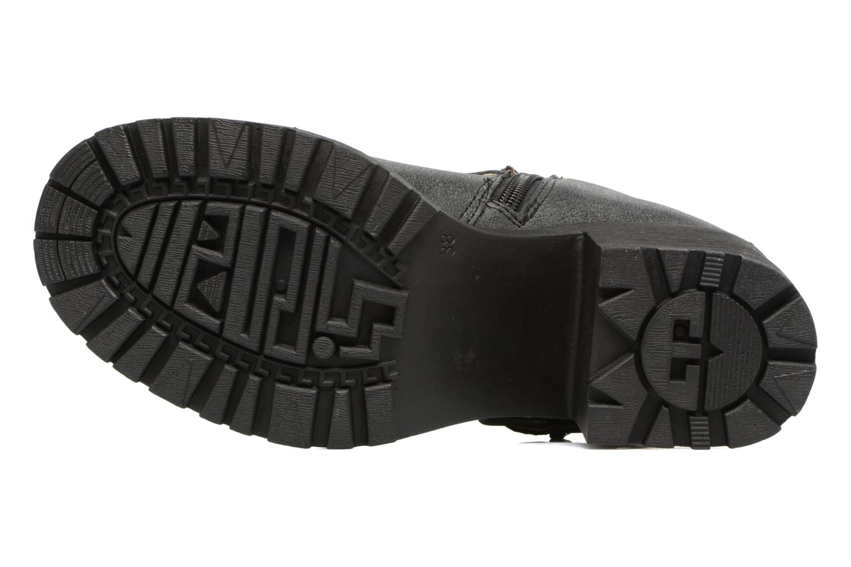 Bottines et boots MTNG Suevo 52469 Noir vue haut