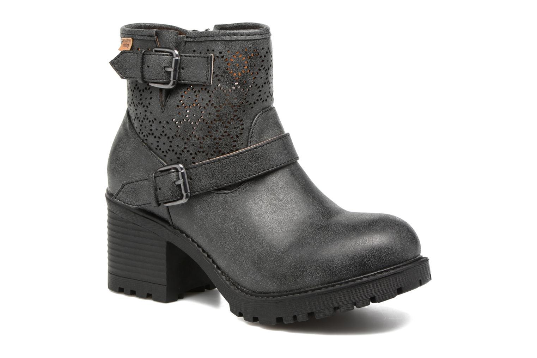 Bottines et boots MTNG Suevo 52469 Noir vue détail/paire