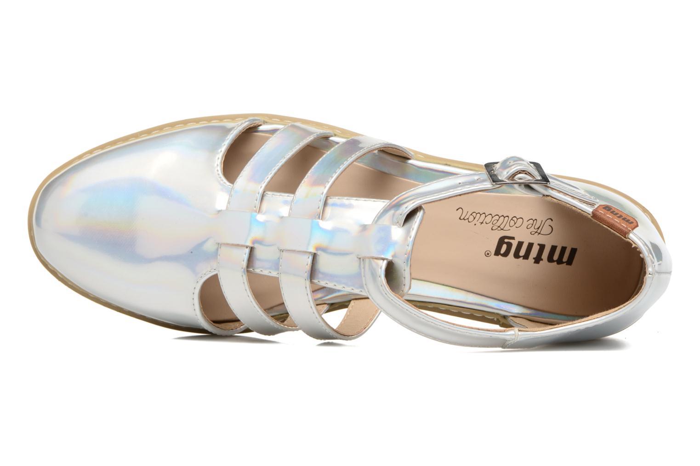 Sandaler MTNG Loku 52873 Sølv se fra venstre