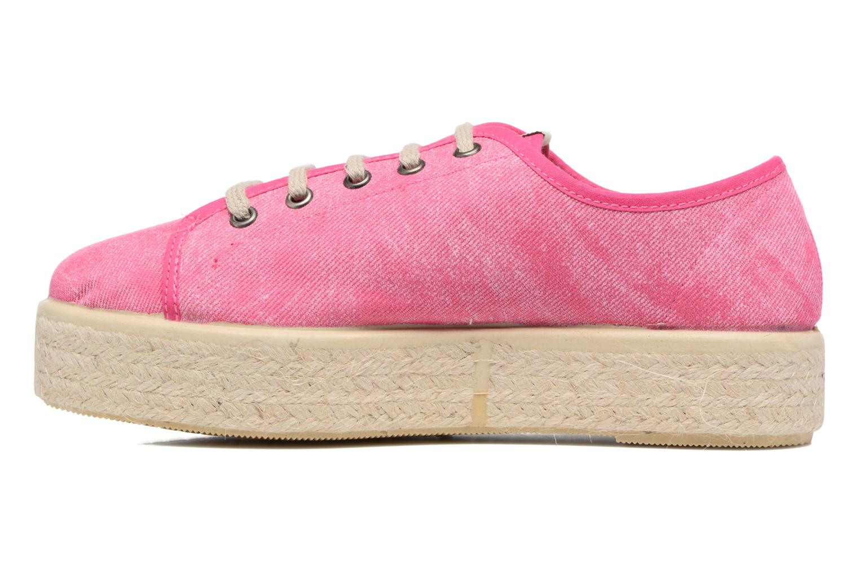 Sneakers MTNG Tejano 69733 Roze voorkant