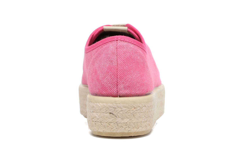 Sneakers MTNG Tejano 69733 Roze rechts