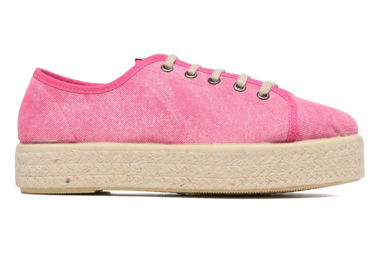 Sneakers MTNG Tejano 69733 Roze achterkant