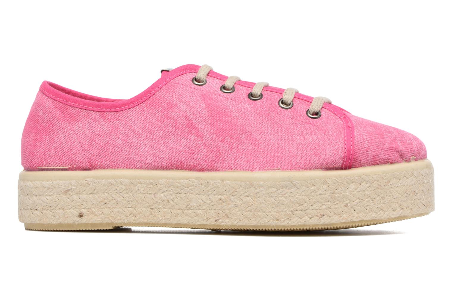 Sneakers MTNG Tejano 69733 Roze achterkant