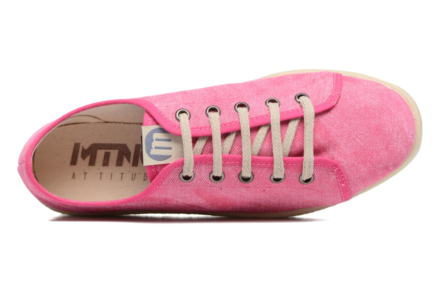 Sneakers MTNG Tejano 69733 Roze links