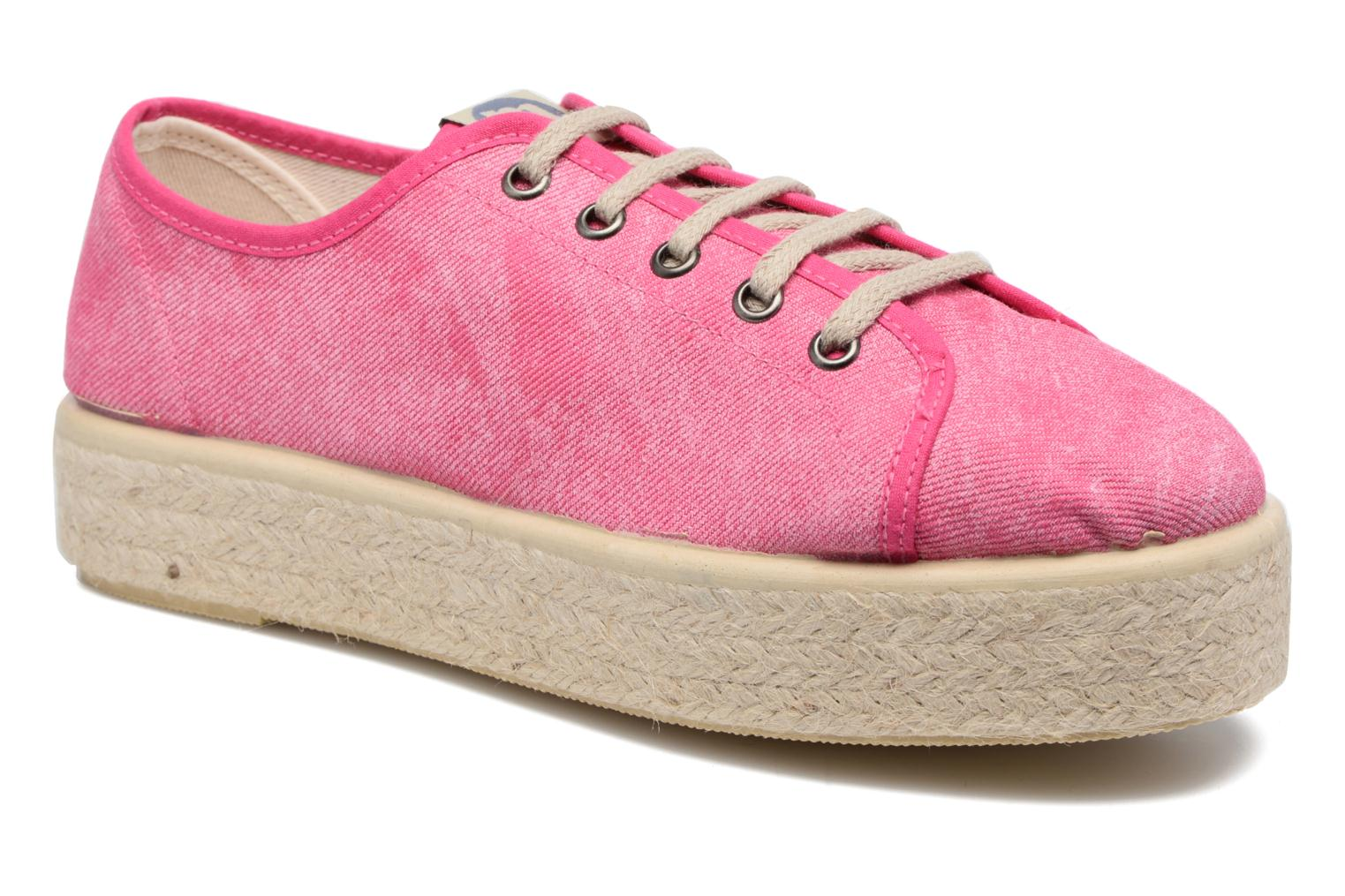 Sneakers MTNG Tejano 69733 Roze detail