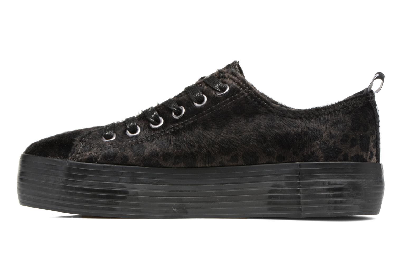 Sneaker MTNG Box 56399 schwarz ansicht von vorne