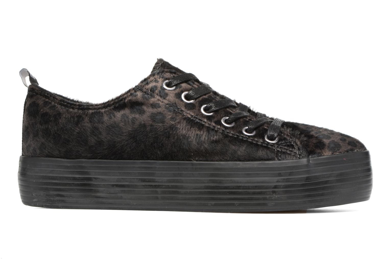 Sneaker MTNG Box 56399 schwarz ansicht von hinten