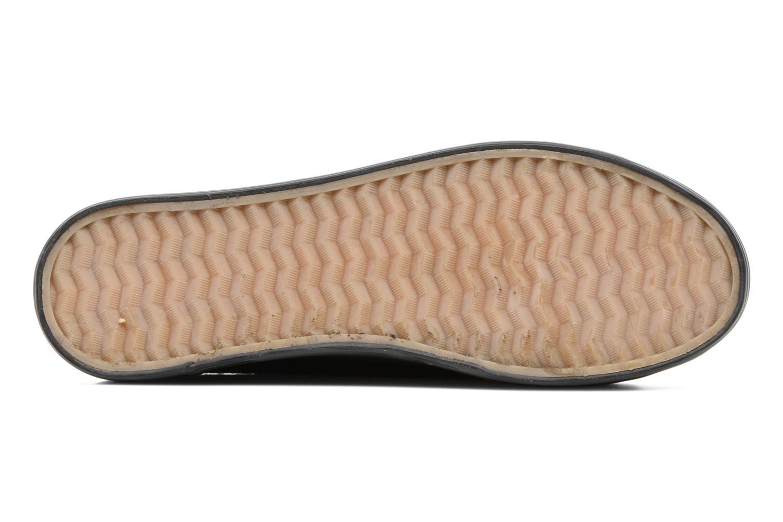 Sneaker MTNG Box 56399 schwarz ansicht von oben