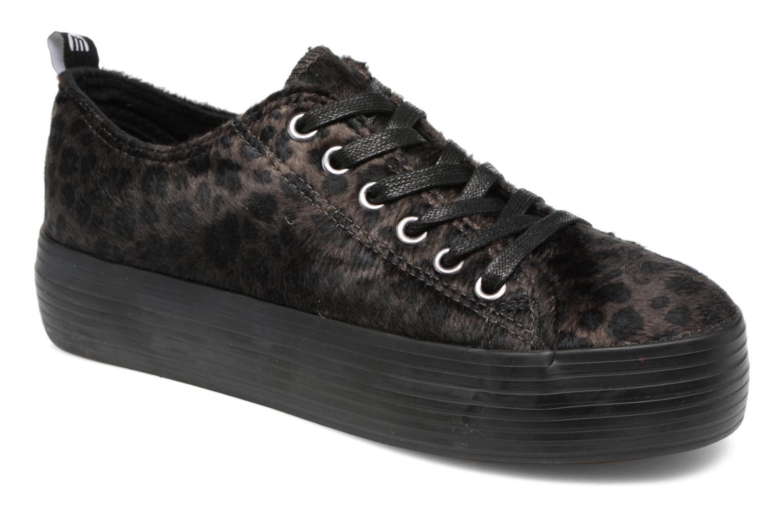 Sneaker MTNG Box 56399 schwarz detaillierte ansicht/modell