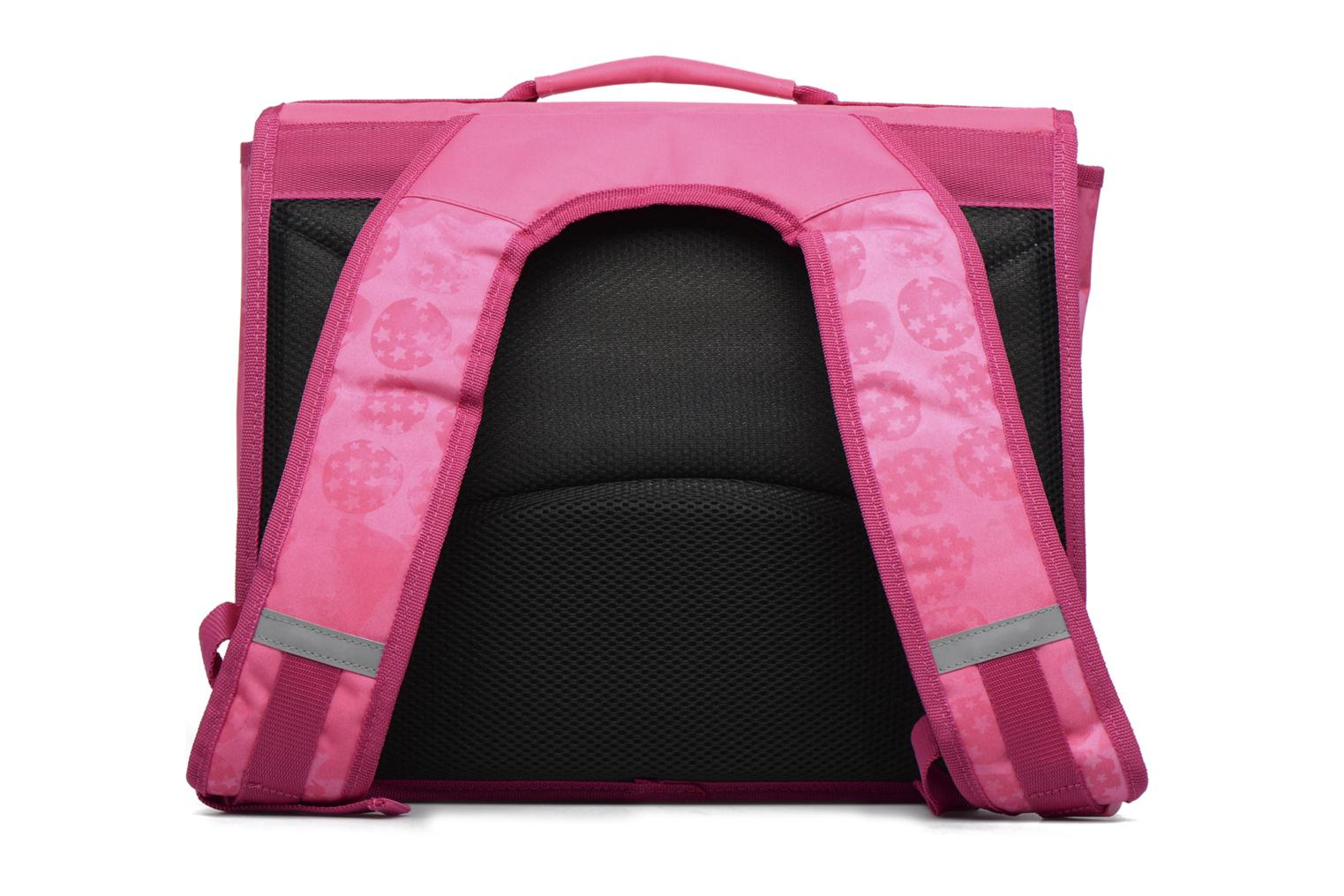 School bags Soy Luna Cartable 38cm Pink front view
