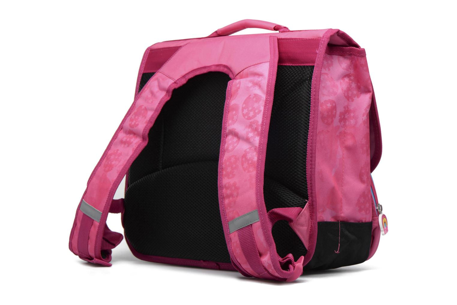School bags Soy Luna Cartable 38cm Pink view from the right