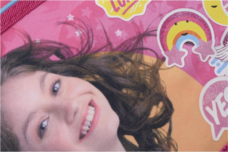 Scolaire Soy Luna Cartable 38cm Rose vue gauche