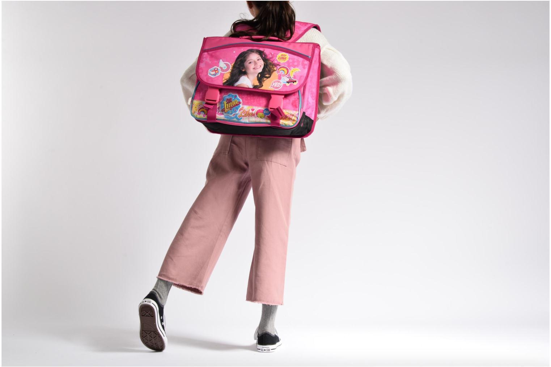 Schooltassen Soy Luna Cartable 38cm Roze boven