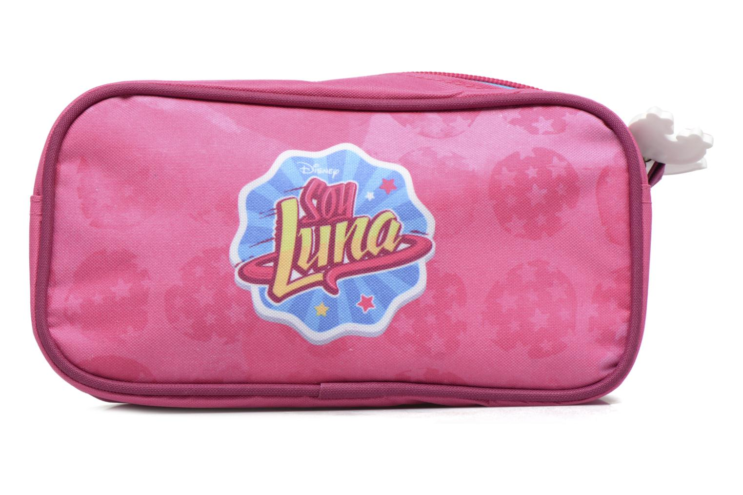 Trousse double Rose
