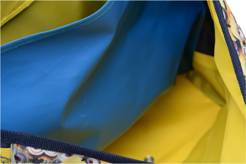 Scolaire Les Minions Cartable 41cm Trolley Multicolore vue derrière