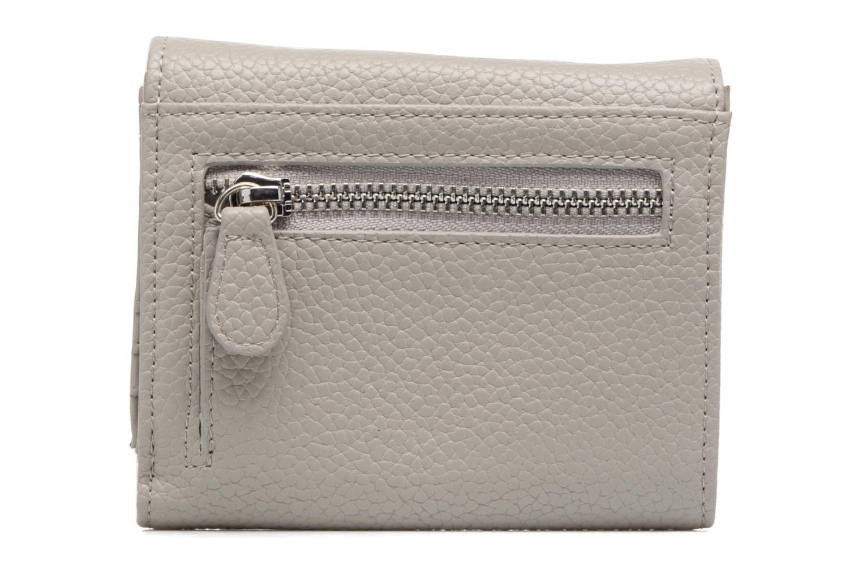 Marroquinería pequeña Esprit Tilda City Wallet Gris vista de frente