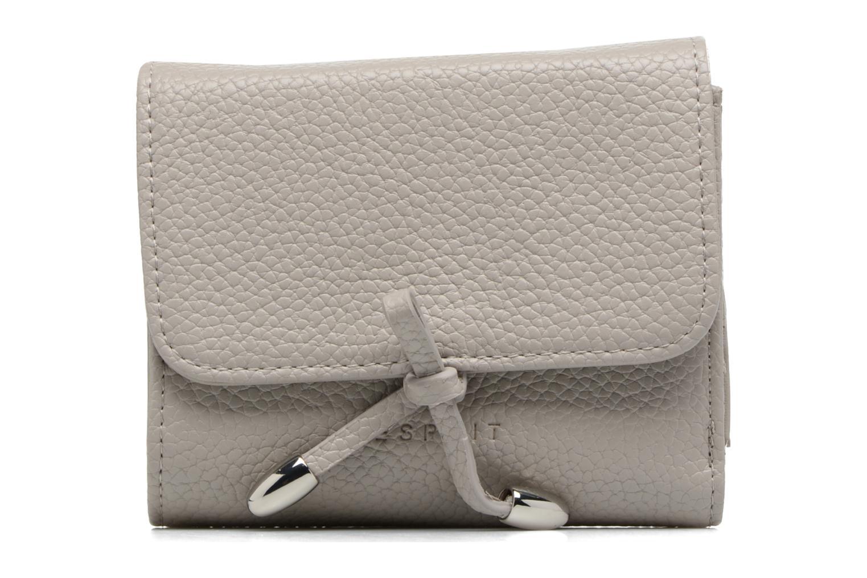 Kleine lederwaren Esprit Tilda City Wallet Grijs detail