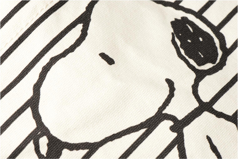 Sacs à main Esprit Snoopy Canvas Shopper Multicolore vue gauche