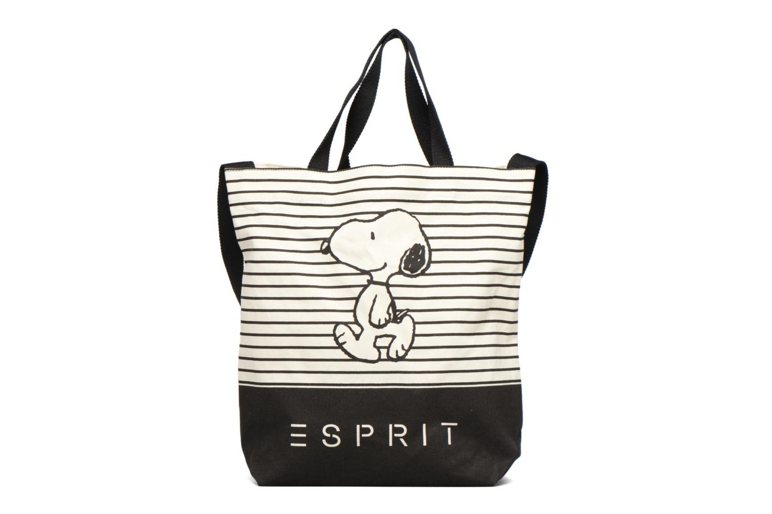 Handbags Esprit Snoopy Canvas Shopper Multicolor detailed view/ Pair view