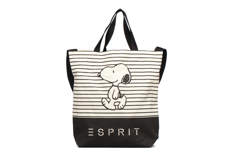 Bolsos de mano Esprit Snoopy Canvas Shopper Multicolor vista de detalle / par
