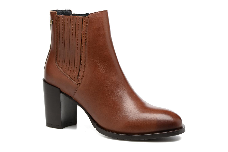 Bottines et boots Tommy Hilfiger Penelope 17A Marron vue détail/paire