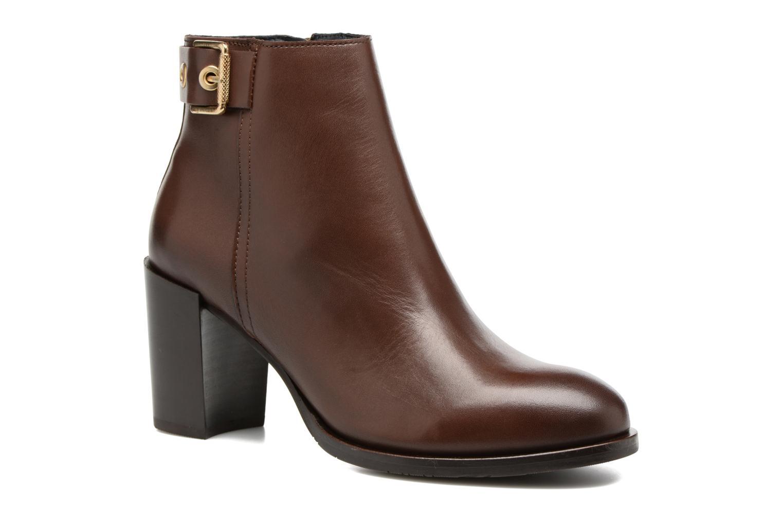 Boots en enkellaarsjes Tommy Hilfiger Penelope 18A Bruin detail