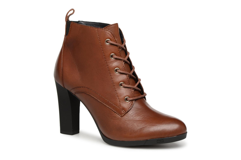Zapatos promocionales Tommy Hilfiger Nanni 2A (Marrón) - Botines    Casual salvaje