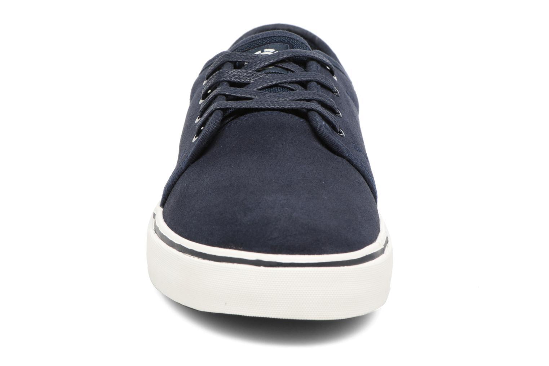 Baskets Element Darwin Bleu vue portées chaussures