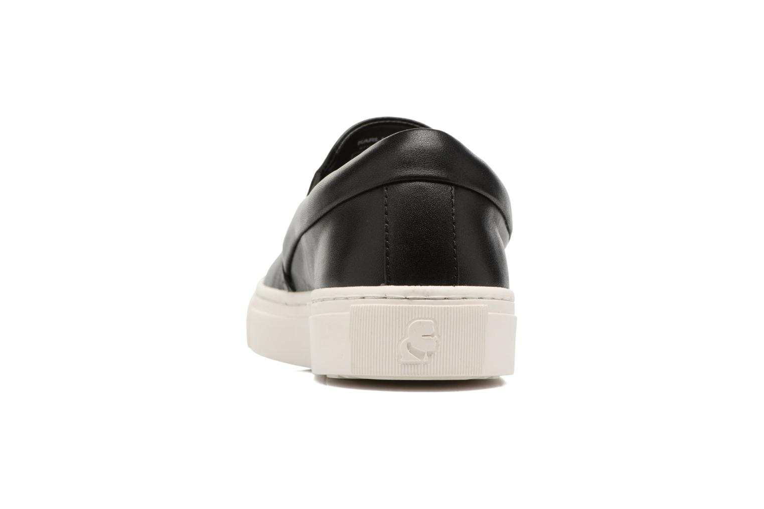 Kupsole Karl Ikonic Slip On Black