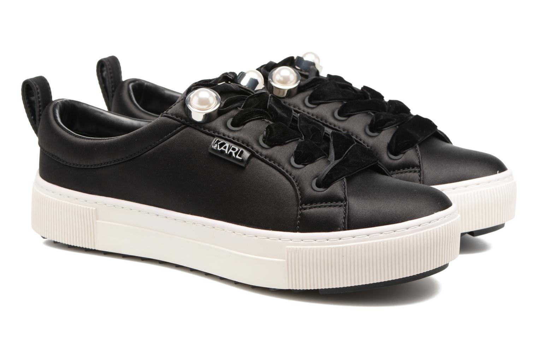 Sneakers Karl Lagerfeld Luxor Kup Lace Shoe Zwart 3/4'