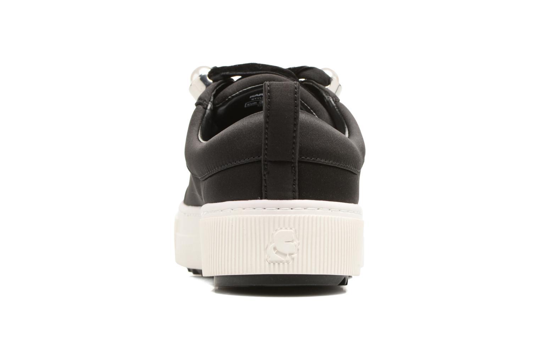 Baskets Karl Lagerfeld Luxor Kup Lace Shoe Noir vue droite