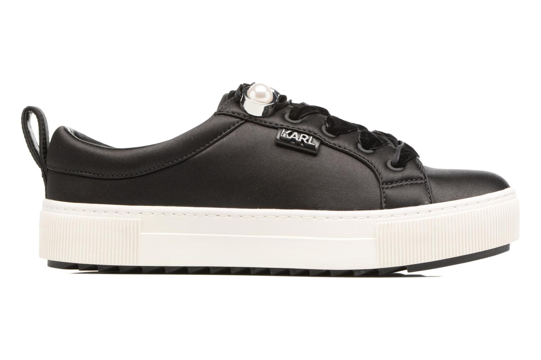 Sneakers Karl Lagerfeld Luxor Kup Lace Shoe Zwart achterkant