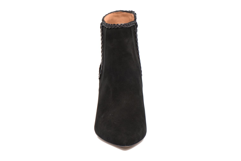 Bottines et boots Pura Lopez BNAL160B Noir vue portées chaussures