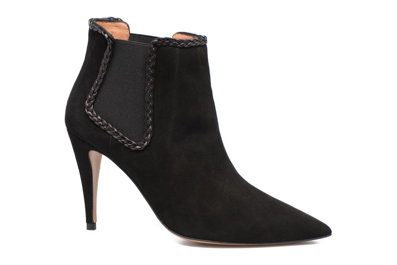 Bottines et boots Pura Lopez BNAL160B Noir vue détail/paire